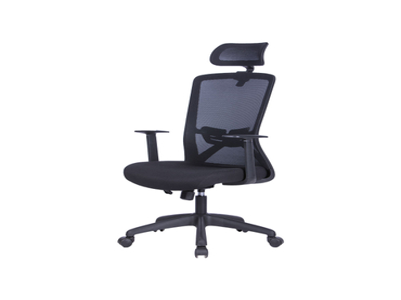 Chaise de bureau CARE noir