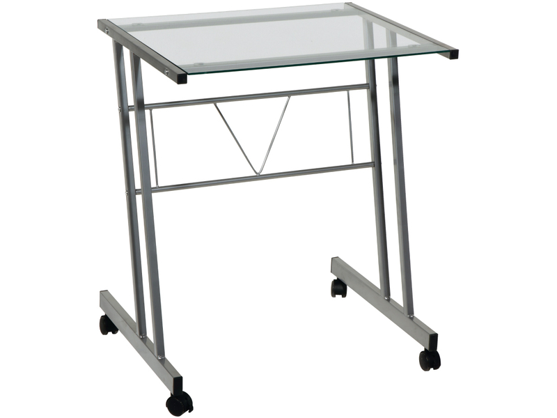 Table PC II CLEAR gris