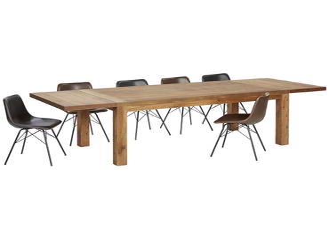 Table extensible DAVOS 200-300x100x77cm
