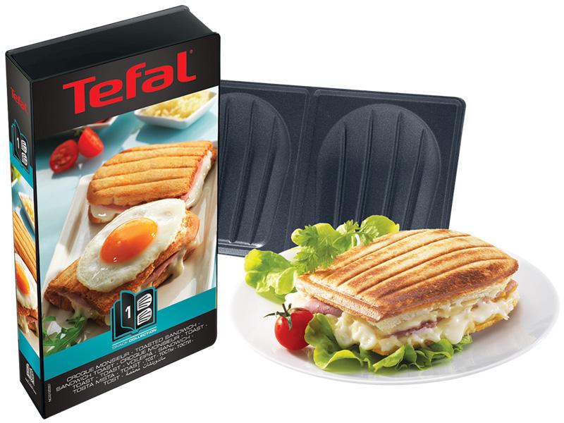 Sandwich toaster TEFAL XA8001
