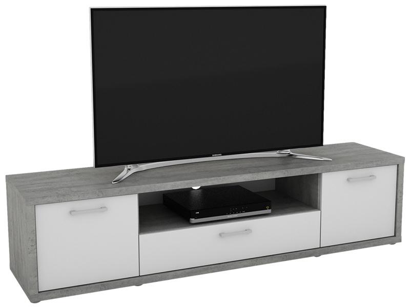 TV-Möbel NOVA weiss