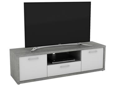Meuble TV NOVA blanc