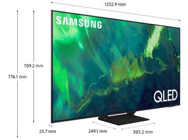 QLED-Fernseher SAMSUNG 55''/140cm - QE55Q70AATXXN