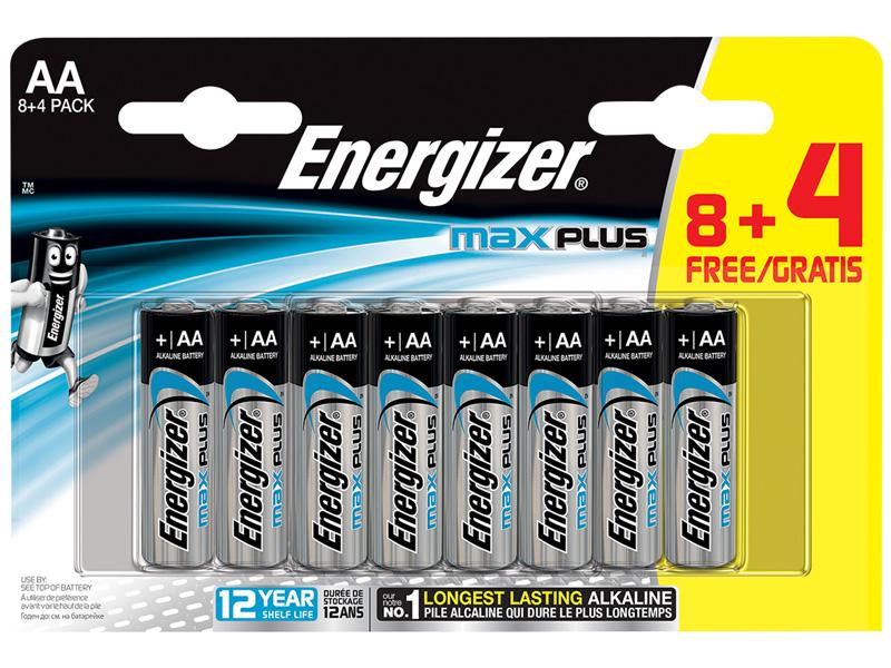 Batterien ENERGIZER AA 12