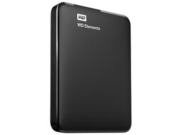Festplatte WESTERN DIGITAL 'WESTERN DIGITAL' 1000 GB WDR-WDBUZG0010BBK-WE
