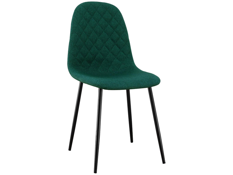 Stuhl WEIMIN Stoff grün