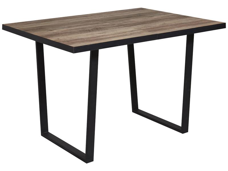 Tisch ausziehbar KANSAS 160-200x90x75cm