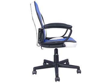 Bürostuhl MARKUSS schwarz, blau