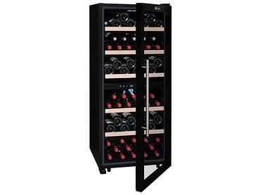 Weinkühlschrank mit Temperatureinstellung LA SOMMELIERE - SLS102DZS