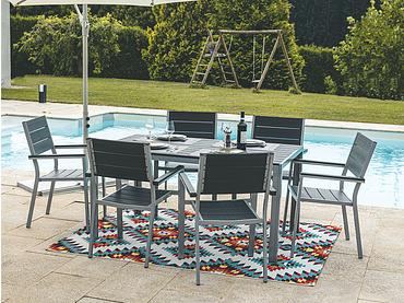 Gartentisch SIDE 90x150x72cm