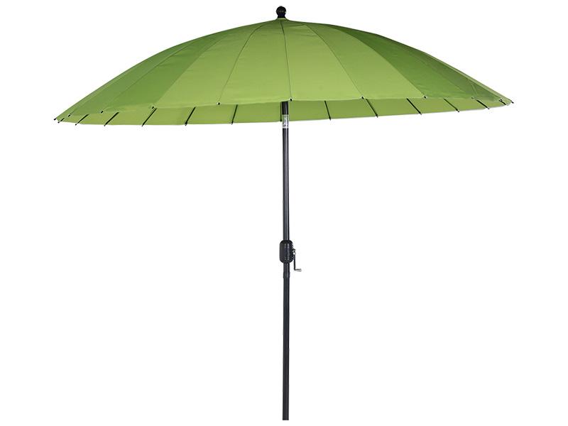 Sonnenschirm SHANGHAI III Ø270cm grün