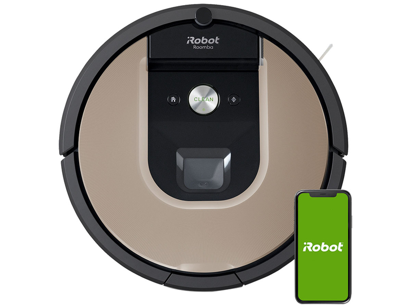 Staubsauger-Roboter IROBOT 0.6L - 97604/ROOMBA 976