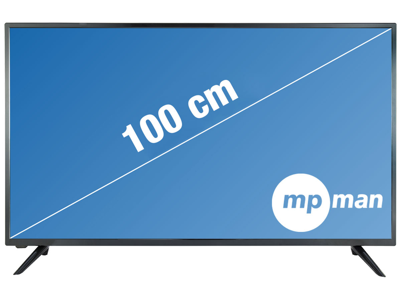 LED-Fernseher MPMAN 39.5''/100cm - LEDTV39FHD