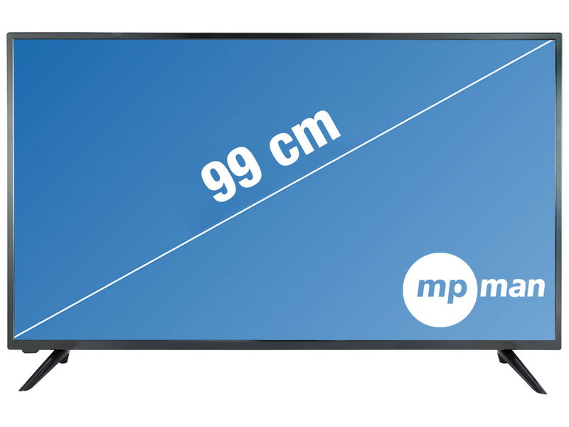 LED-Fernseher MPMAN 39.5''/99cm - LEDTV391FHD