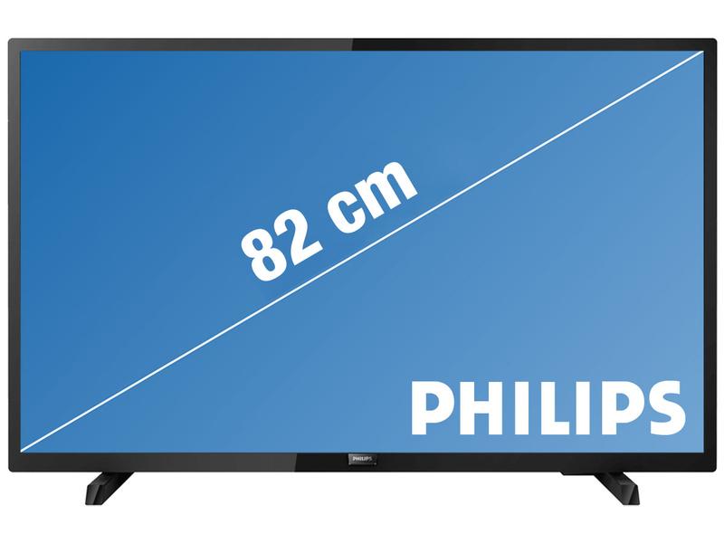 LED-Fernseher PHILIPS 32''/82cm - 32PHS4503