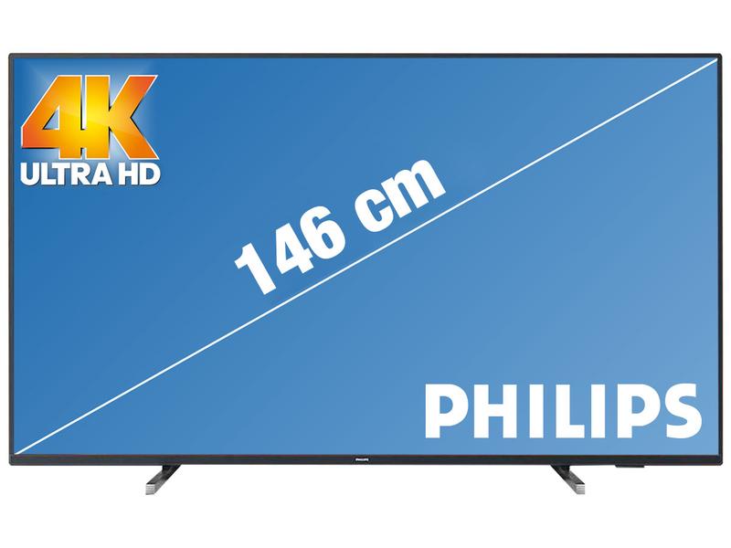 LED-Fernseher PHILIPS 58''/146cm - 58PUS7805
