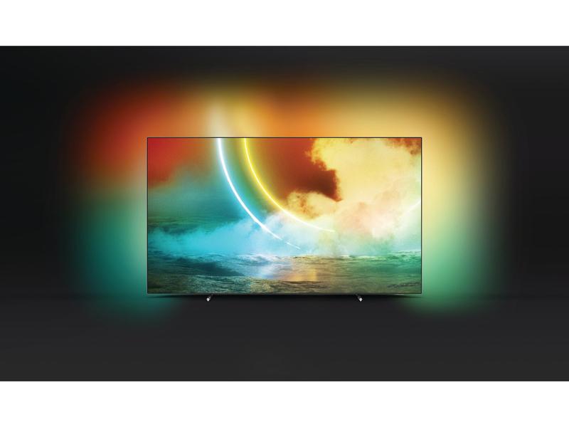 OLED-Fernseher PHILIPS 65''/165cm - 65OLED705