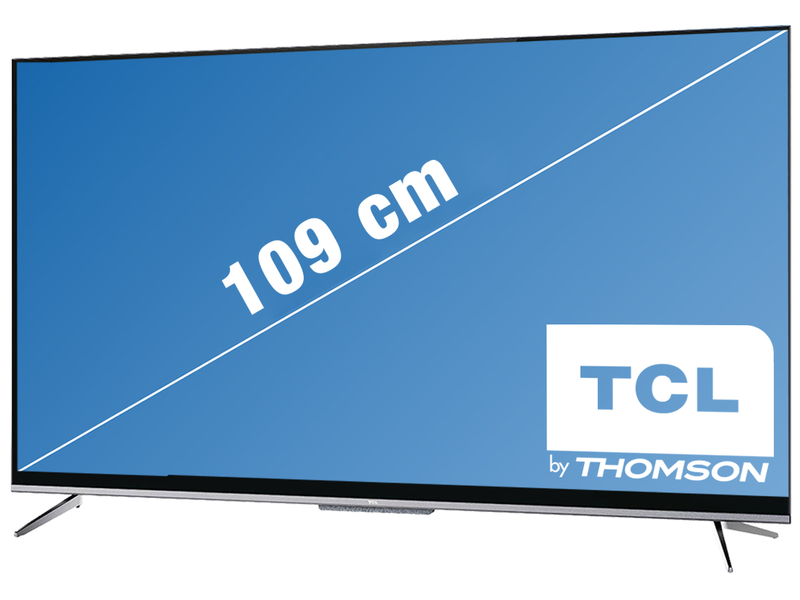 LED-Fernseher TCL 43''/109cm - TCL 43P715