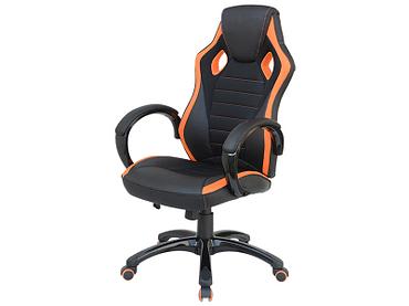 Bürosessel RACE 2 schwarz, orange