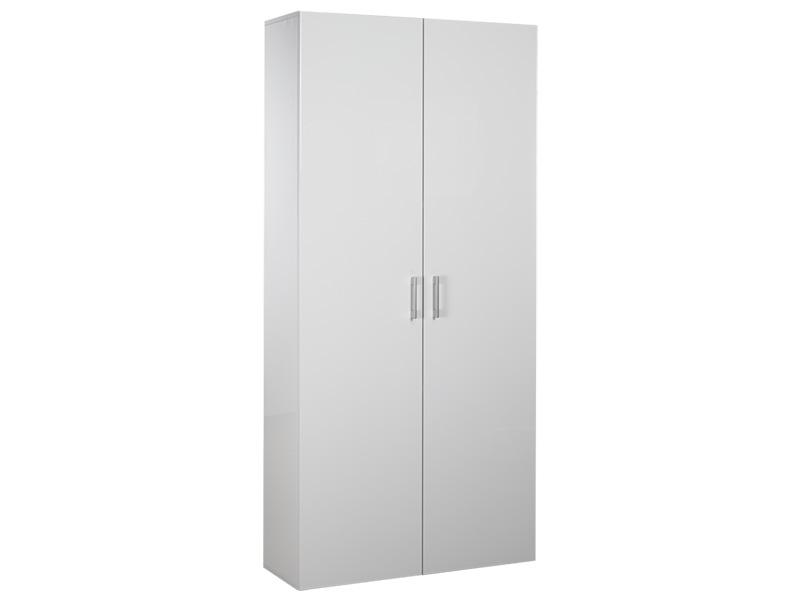 Scarpiera JULIA 2 porte bianco