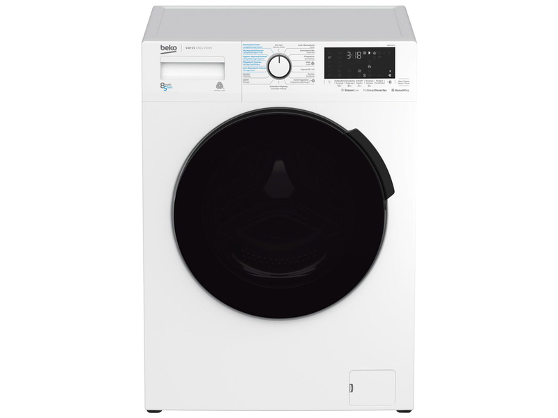 Waschtrockner-Kombi BEKO 8kg + 5kg - 5W8514CH1