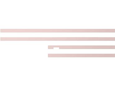 Fernsehrahmen pink