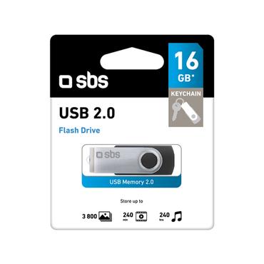 USB Schlüssel TE20USB16G SBS 16GB