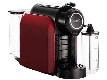 Kapselkaffeemaschine DELTA MILKQOOL 017230