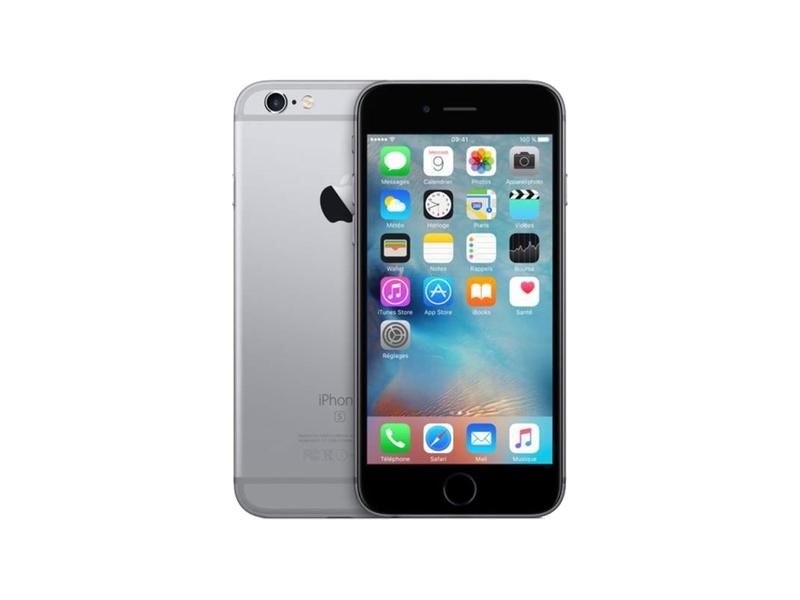 Smartphone zurückgesetzt APPLE iPhone 6s 16GB grau