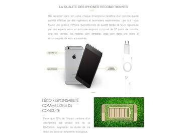 Smartphone zurückgesetzt APPLE iPhone 8 64GB gold