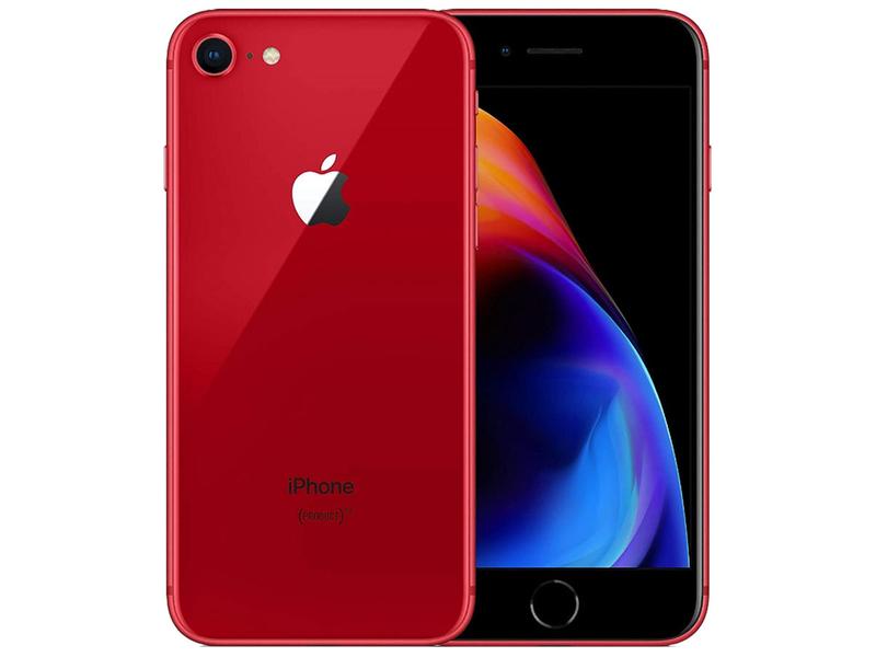 Smartphone zurückgesetzt APPLE 64GB rot
