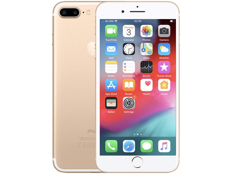 Smartphone zurückgesetzt APPLE iPhone 7 128GB gold