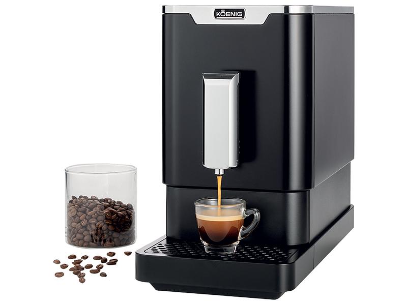 Kaffeevollautomat KOENIG Black star B03904