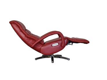 Relaxsessel DYLAN RELAX Echtleder rot