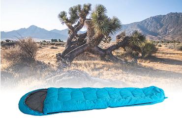 Schlafsack PATMOS blau