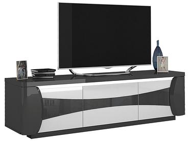 TV-Möbel TIAGO weiss