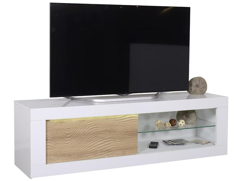 TV-Möbel KARMA weiss