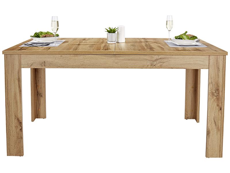 Tisch ausziehbar DINNER 160-200x90x76cm