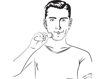 Rasierapparat für Männer BEURER HR 8000
