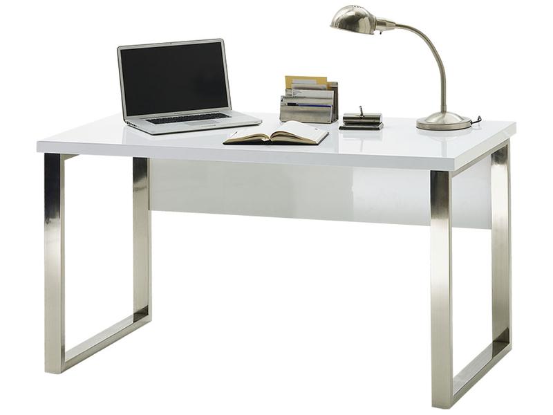 Schreibtisch SYDNEY weiss