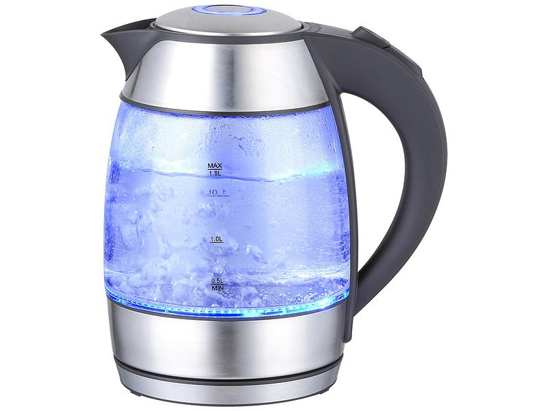 Wasserkocher 1.8L OHMEX OHM-KTL-1851CHR