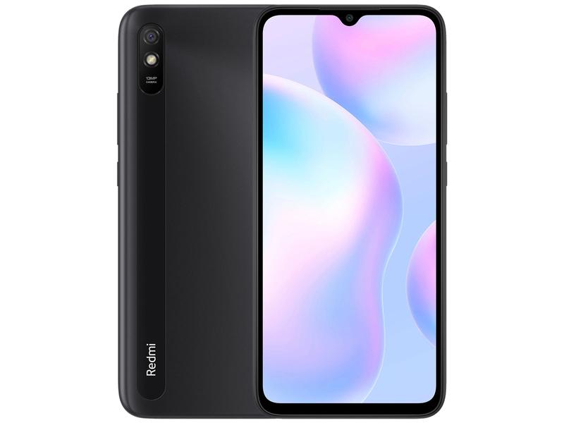 Smartphone XIAOMI REDMI 9A 32GB black