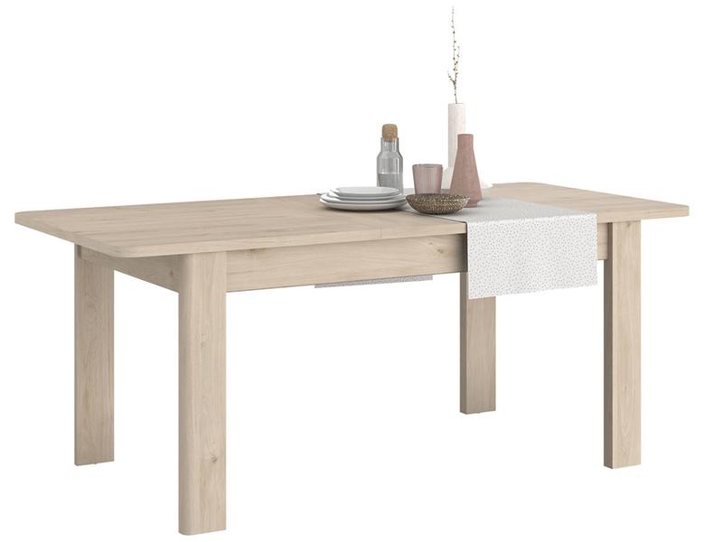 Tisch ausziehbar COLUMBIA 156-191x90x78.3cm