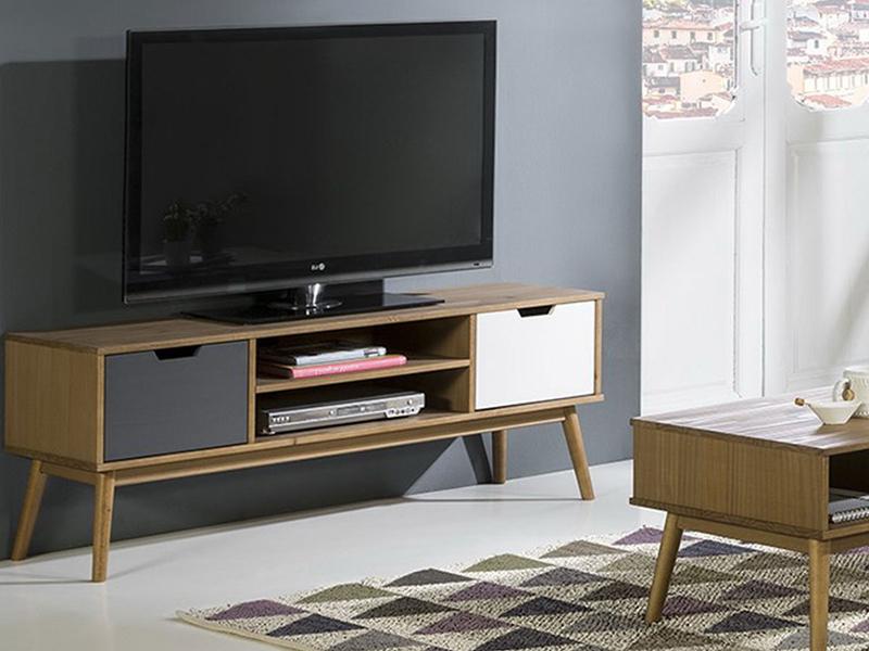 TV-Möbel CUSCO eiche