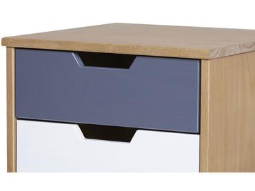 Nachttisch CUSCO 2 Schubladen