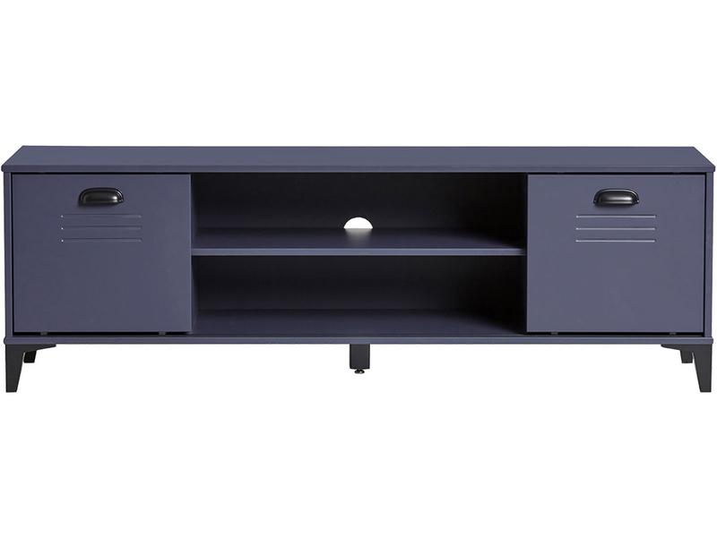 TV-Möbel STREET dunkelblau
