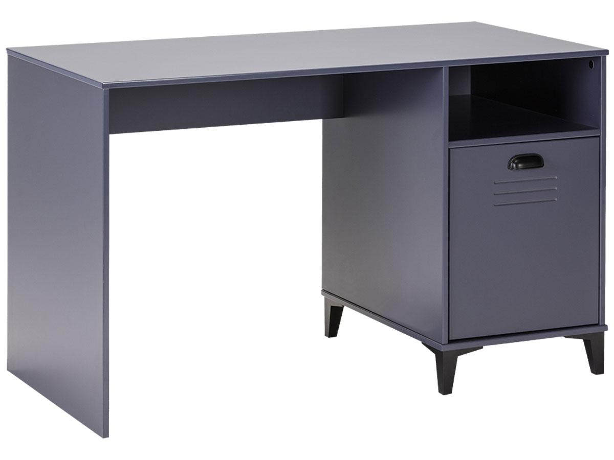 Schreibtisch STREET dunkelblau