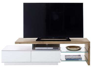 TV-Möbel RAVINA weiss