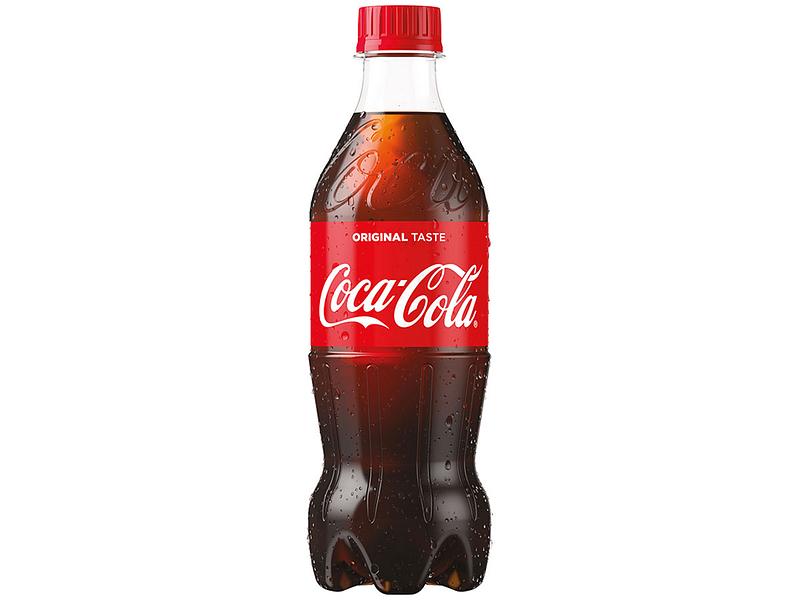 Getränk COCA-COLA