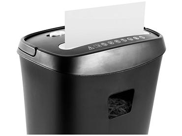 Destructeur de papier HARPER noir